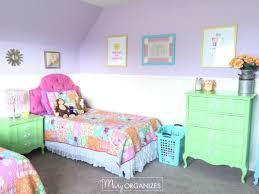 Shared Girls Bedroom Girls Room Tour 4 Girl Onejpg