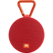 jbl bluetooth speaker clip. jbl clip 2 portable bluetooth speaker - red jbl p