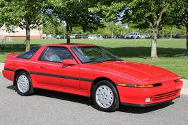 1990 Toyota Supra Turbo Low Miles 1-owner Time Capsule Best On ...