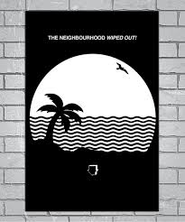 Light Rock Music Us 2 72 9 Off The Neighbourhood Wiped Out Rock Music Band Light Canvas Custom Poster 24x36 27x40 Inch Home Decor N116 In Wall Stickers From Home