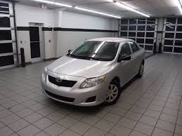2009 Used Toyota Corolla 4dr Sedan Automatic at Landers Ford ...