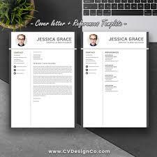Most Popular Resume Template Modern Creative Resume Design Cover