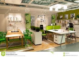 furniture store ikea interior home office vilnius lithuania opened