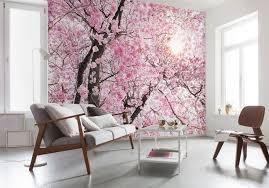 Kersenbloesem 4 Delig Vlies Fotobehang 368x248cm In 2019 Een Huis