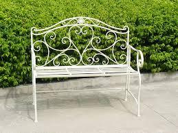 Best 25 Cast Iron Garden Furniture Ideas On Pinterest  Small Garden Metal Bench