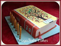 50 best Book cake images on Pinterest