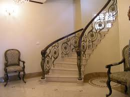 Staircase Railing Ideas steel staircase railings interior stair railing ideas metal stair 5956 by xevi.us