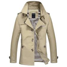 on up trench coat