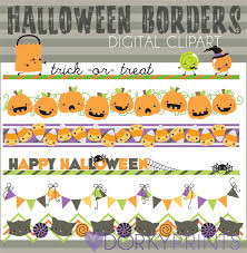 halloween candy clipart border.  Clipart Halloween Clipart Borders Personal And Limited Free Stock Inside Candy Border C