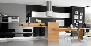 Black N White Kitchens Black And White Kitchen Decor Zionstarnetcom Find The Best