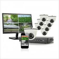 video security system. video security systems system e