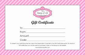 Dental Gift Certificate Template Linkinpost Com