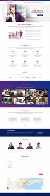 Bootstrap Website Topper Corporate Bootstrap 4 Website Template Webthemez