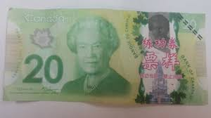 Alert Writing News Giveaway Ctv Bills Dead Counterfeit A Chinese On Fake