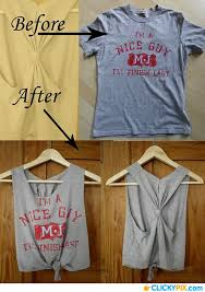 16 best tailgate shirts images on ways to cut a shirt 4 ways to cut up t shirts no sewing