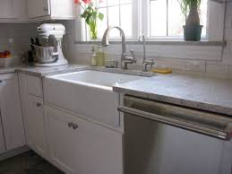 sinks interesting farmhouse sink with drainboard and backsplash
