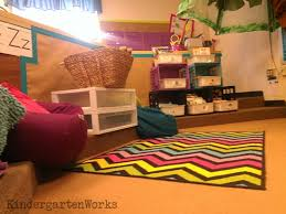 kindergartenworks brightly colored and cohesive creating a classroom color scheme