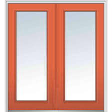 clear glass front door. Simple Front MMI Door 72 In X 80 Classic RightHand Inswing Full Lite Intended Clear Glass Front E
