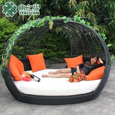 get ations teng secluded outdoor outdoor sun terrace sofa bed round bed beach bed leisure bed villa garden