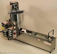 ss1200 automatic mini donut machine