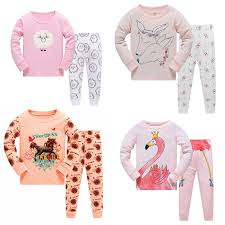 NEW 2018 boys nightwear girls family christmas pajamas cartoon kids pajama sets,children sleepwear toddler baby pyjamas 3T-8T