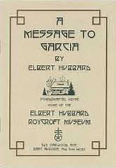 a message to garcia manuscript a message to garcia pamphlet
