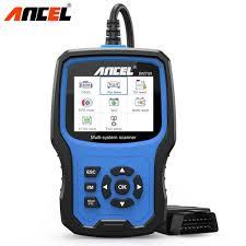 <b>ANCEL BM700 OBD2</b> Scanner for BMW MINI Oil Battery EPB SAS ...