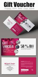 Business Gift Cards With Logo 169 Best Gift Voucher Design Images In 2019 Gift Voucher