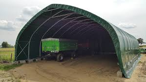 Lekkie hale dla rolnictwa i przemysłu | Lider Budowlany