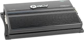 Автомобильный <b>усилитель ACV LX-4.60</b>