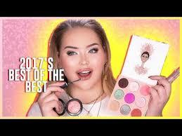 best makeup of 2017