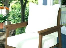 outdoor rocking chair pads and cushions glider rocking