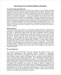 medical school essay example diversity essay medical school sample medical school personal statement 7 examples in