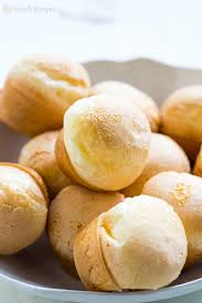 Easy Brazilian Cheese Bread Pão De Queijo Simplyrecipescom