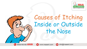 Causes of Itchy Nose |