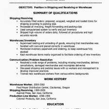 Shipping And Receiving Resume Unique Shipping And Receiving Duties Resume Unique 48 Majestic Shipping And