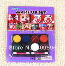 games 1pc world cup 2016 colorful body face paints palette makeup children kids for party middot barbie makeup games free for pc