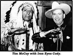 Image result for images of tim mccoy on his television program