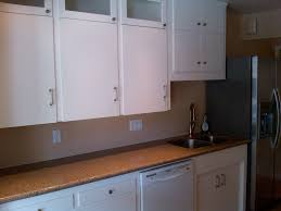 Painted Old Kitchen Cabinets Painting Old Cabinets Janefargo