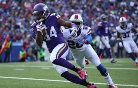 Patterson Slipping On The Vikings Depth Chart Wcco Cbs