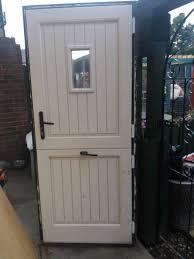upvc barn style door