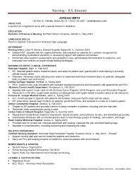 Resume Nursing Doc Critical Care Nurse Intensive Practitioner