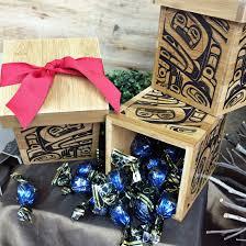 native truffle bamboo box vancouver gift baskets