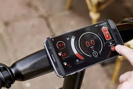 the gocycleconnect app allows the rider to customize and personalise the gocycle to suit your riding