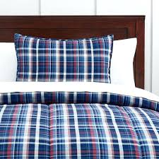 twin plaid quilt red plaid twin bedding