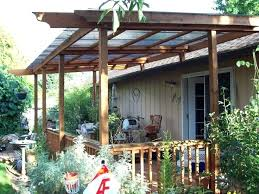 deck awning build build an awning over patio build wood awning over patio