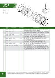 john deere brakes page 78 sparex parts lists diagrams s 70296 john deere jd06 2