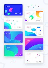 Print Web Design 80 2 Pleo Virtual Cards Exploration 2 Graphic Design Print
