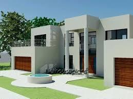 Modern 4 Bedroom House Designs Modern 4 Bedroom House Designs Modern Style House  Plan 4 Bedroom .