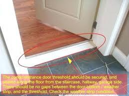 door threshold strips interior door threshold interior door threshold home depot door threshold strips